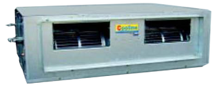 Cooline Concealed Chilled Water Fan Coil Units