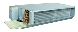 Cooline Concealed Chilled Water Fan Coil Units CWL Series